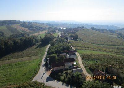 31 razgled z vrha stolpa Vinarium, 10.28