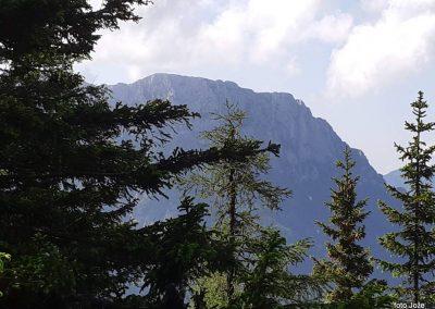 02 s poti Spodnje Sleme-Govca, Raduha (2062m), 9.20