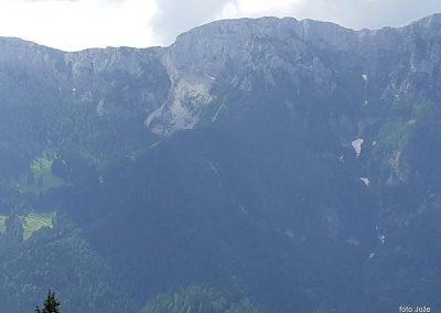 09 s poti Spodnje Sleme-Govca, Raduha (2062m), 9.54