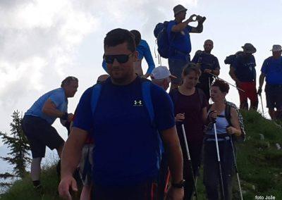 10 s poti Spodnje Sleme-Govca, 9.55