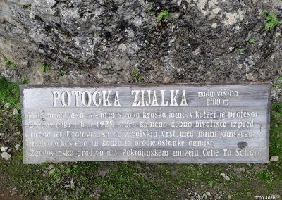 19 Potočka Zijalka (1630m), 11.57