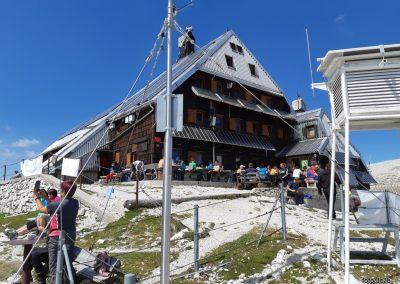 24 Triglavski dom na Kredarici (2515m), 14.32