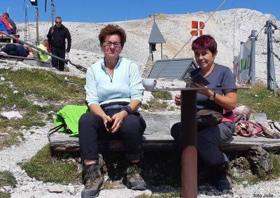 26 Triglavski dom na Kredarici (2515m), 14.33