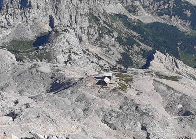 41 na Triglavu, Dom Planika (2402m) 17.12