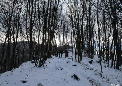 65 povratek z Ivanščice v dolino, 14.35