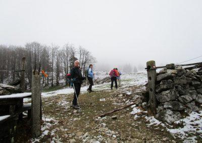 074 na poti od planine Biba do Doma na Menini, 10.32