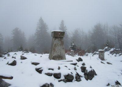 104 vrh Vivodnik, 1508m, 12.58