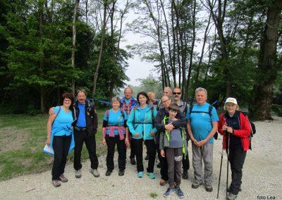 Dan pomurskih planincev, 18. maj 2019 (foto Lea)