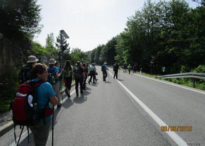 001 VELEBIT, vzpon na Konjevaćo 1381m, 8.49