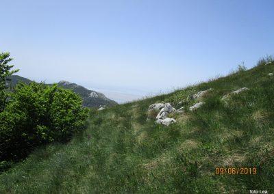 053 VELEBIT, vzpon na Konjevaćo 1381m, 11.44