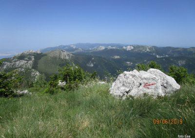 058 VELEBIT, vzpon na Konjevaćo 1381m, 11.46