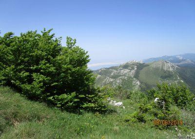 059 VELEBIT, vzpon na Konjevaćo 1381m, 11.46