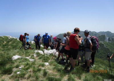 075 VELEBIT, na vrhu Konjevaće 1381m, 12.17