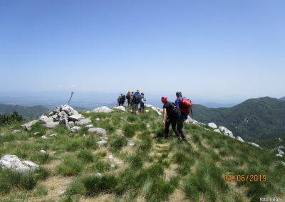 077 VELEBIT, na vrhu Konjevaće 1381m, 12.20