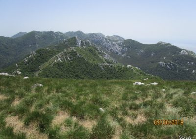 080 VELEBIT, na vrhu Konjevaće 1381m, 12.21