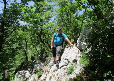 087 VELEBIT,s Konjevaće na Veliki Sadikovac 1286m, 13.08