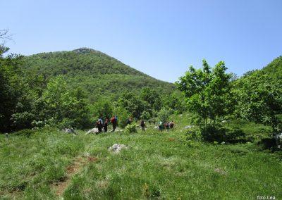 092 VELEBIT,s Konjevaće na Veliki Sadikovac 1286m, 13.24