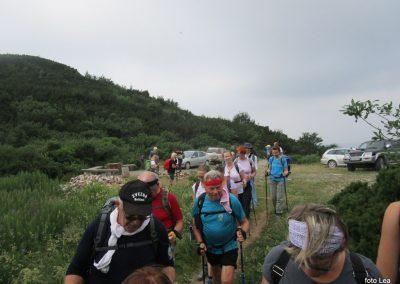 026 VZPON NA SNEŽNIK; na poti s Sviščakov na Snežnik , 10.36