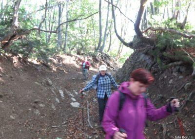76 SLJEME, na dolgi in blatni poti od Hunjke do vasi Slani potok, 16.26
