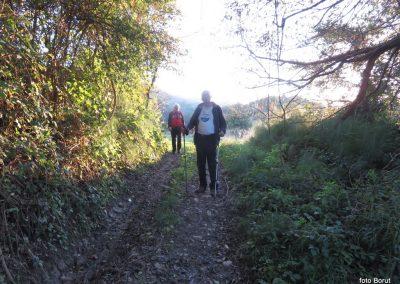 87 SLJEME, na dolgi in blatni poti od Hunjke do vasi Slani potok, 17.35