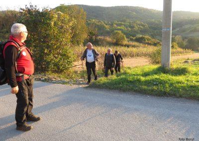 89 SLJEME, na dolgi in blatni poti od Hunjke do vasi Slani potok, 17.40