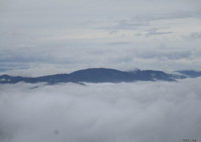 056 MRZLICA-KAL, razgled od planinskega doma na Kalu, 946m, 10.46