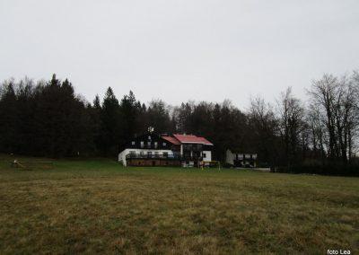 057 MRZLICA-KAL, Planinski dom na Kalu, 946m, 10.46