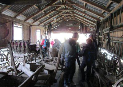 16 POHOD V NEZNANO - 8. december 2019, muzej starega kmečkega orodja, 9.19