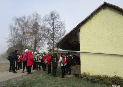 24 POHOD V NEZNANO - 8. december 2019, muzej starega kmečkega orodja, 9.25