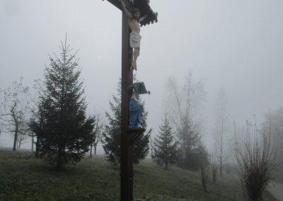 56 POHOD V NEZNANO - 8. december 2019, na poti od Grossmana do kmetije Vrbjak, 10.45