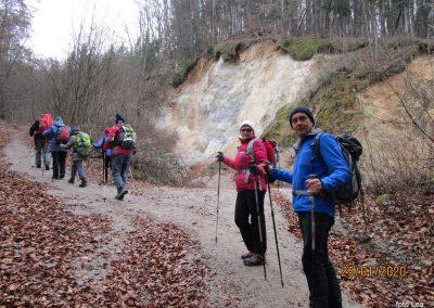005 LIMBARSKA GORA 773m, vzpon s Krašnje na Limbarsko goro, 9.22