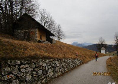050 LIMBARSKA GORA 773m, na poti od Limbarske gore na Golčaj, 11.10
