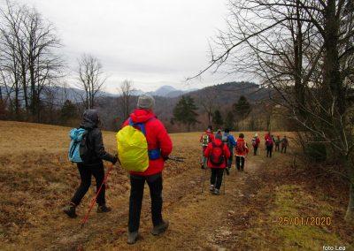 059 LIMBARSKA GORA 773m, na poti od Limbarske gore na Golčaj, 11.16