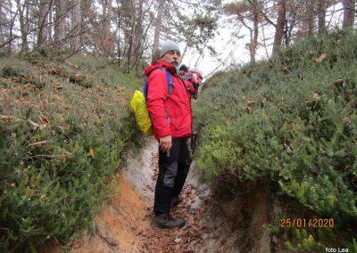 076 LIMBARSKA GORA 773m, na poti od Limbarske gore na Golčaj, 11.57